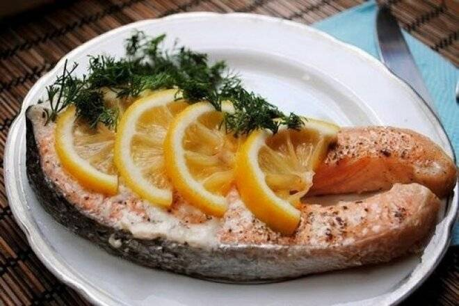 Рыба в кляре под томатным соусом