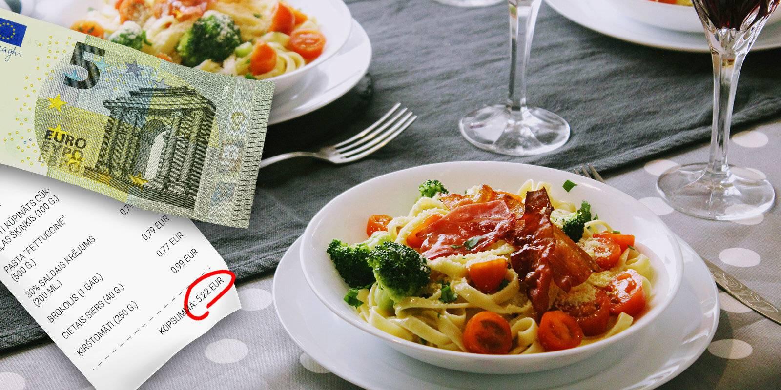 Паста пенне - сытный и вкусный ужин по-итальянски