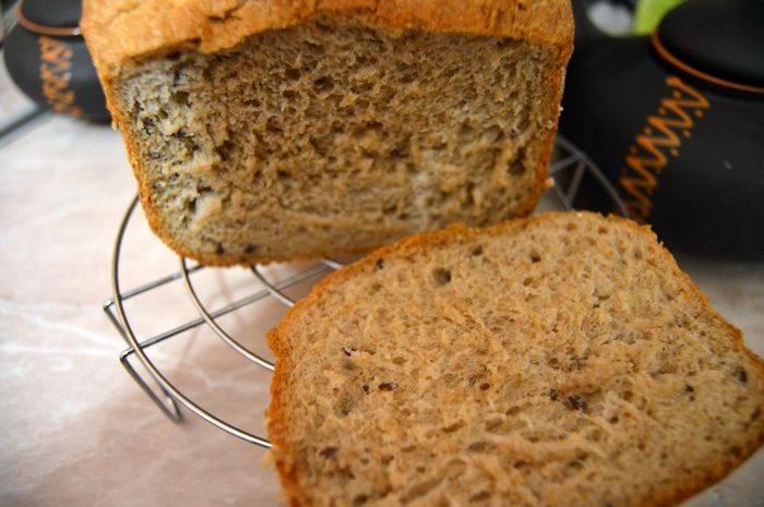 Диетический хлеб с отрубями в хлебопечке: рецепты