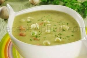 Как приготовить суп пюре из овощей