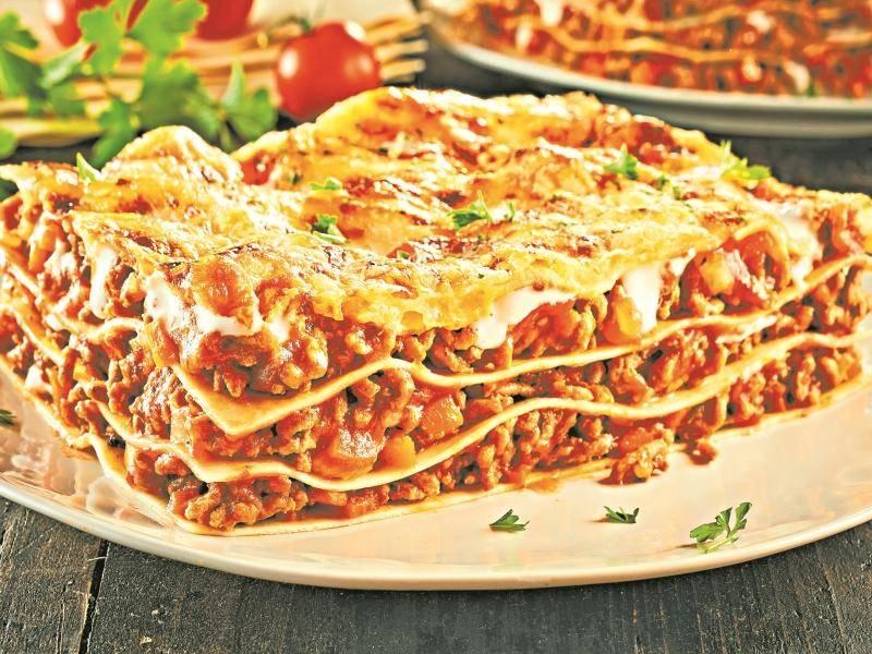 Домашняя лазанья простая - пошаговый рецепт с фото на повар.ру