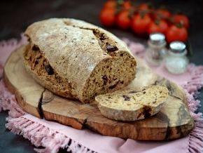 Медовый хлеб на кефире
