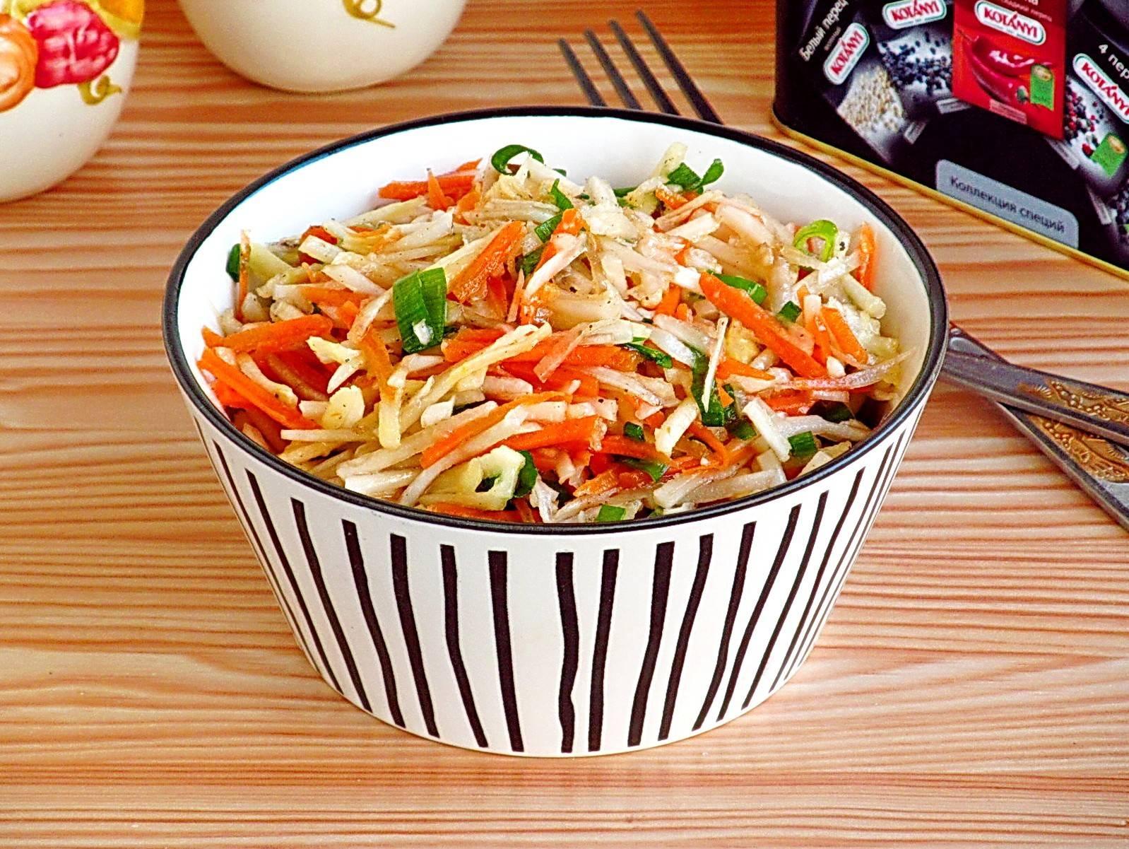Салаты из топинамбура - 17 рецептов - салаты - закуски - мои любимые рецепты