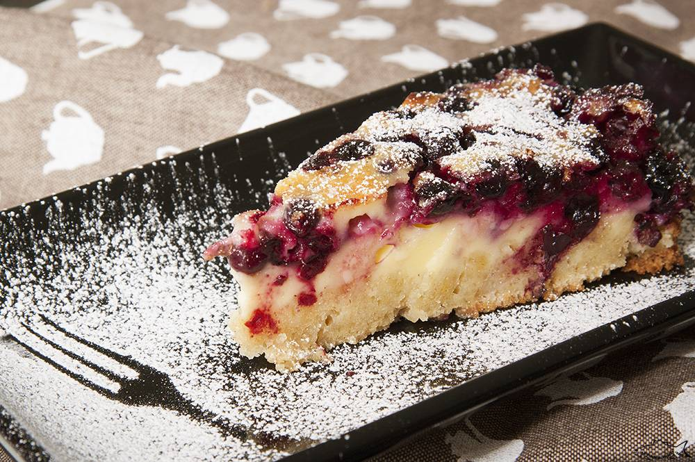 Пирог с замороженными ягодами - 9 домашних вкусных рецептов приготовления