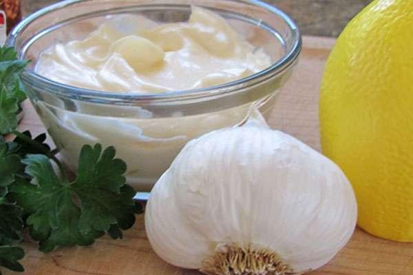 Основы приготовления чесночного соуса