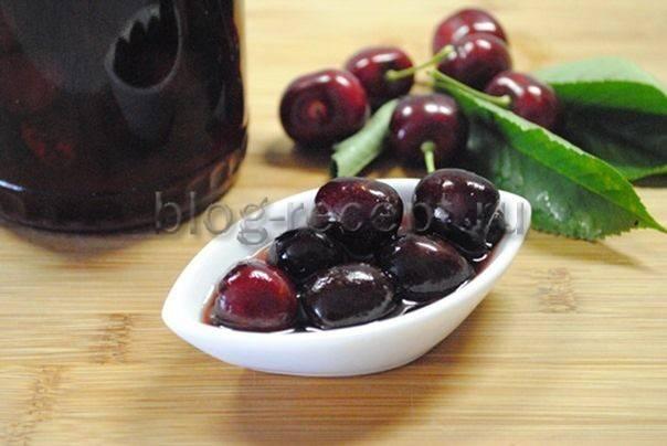 Вишня в собственном соку на зиму: рецепты, особенности приготовления - onwomen.ru