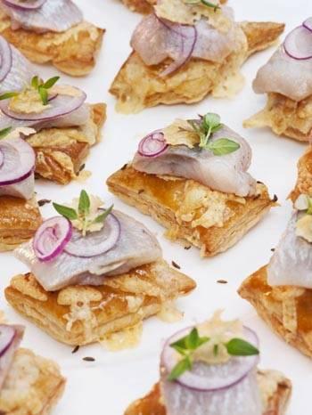 Рецепты картофельные тарталетки