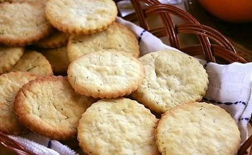 Мягкое картофельное печенье