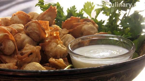 Чучвара - очень вкусные узбекские пельмени