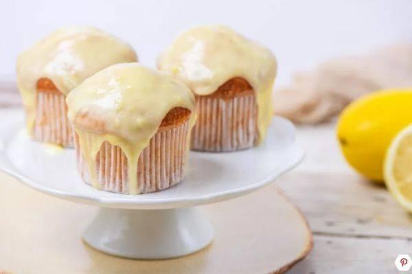 Лимонная глазурь для ваших десертов
