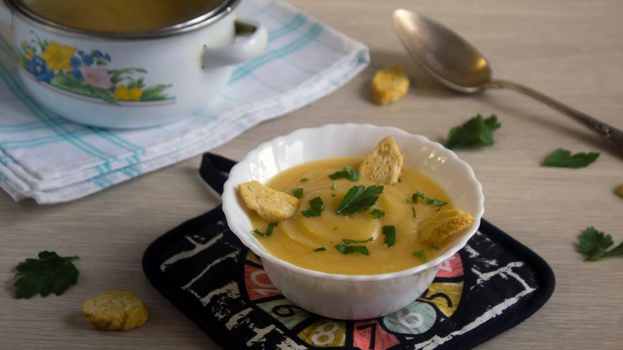 Сырный суп с креветками. рекомендую!