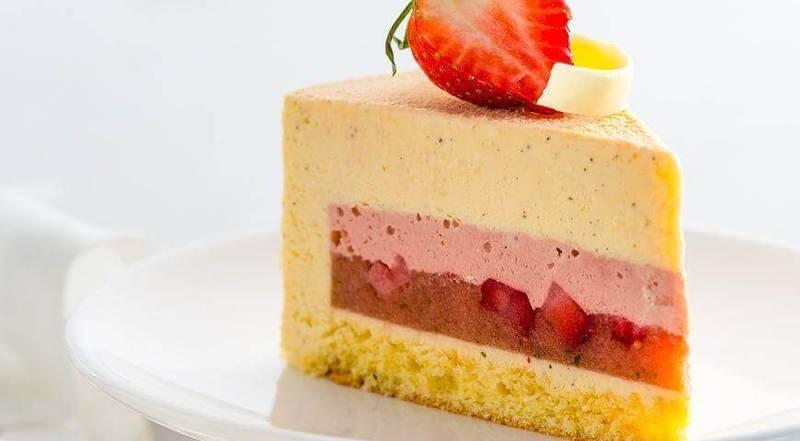 Шоколадные торты с клубникой: рецепты, фото и видео шоколадно-бисквитных тортов с клубникой