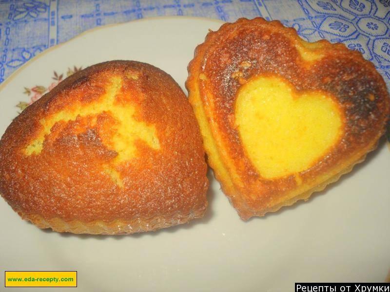 Апельсиновый кекс - 6 пошаговых фото в рецепте