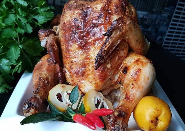 Нежная курица в хрустящей корочке