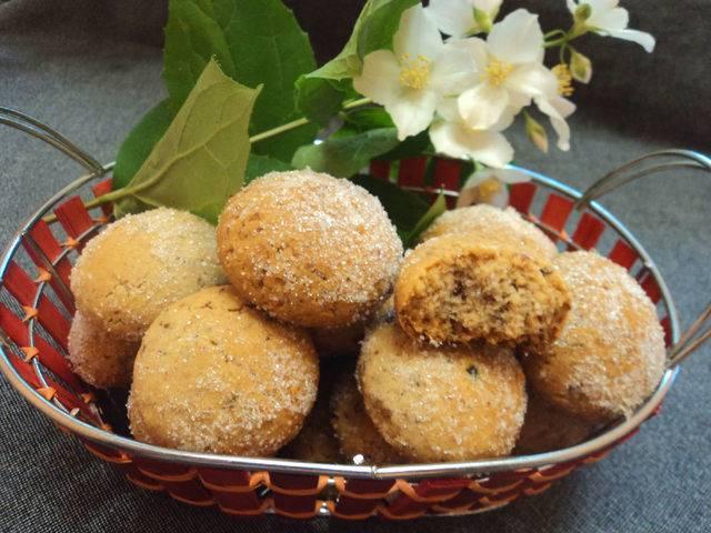 Печенье крахмальные шарики