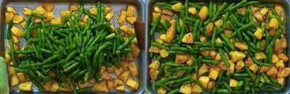 Картофель со стручковой фасолью - пошаговый рецепт с фото на сайте банк поваров