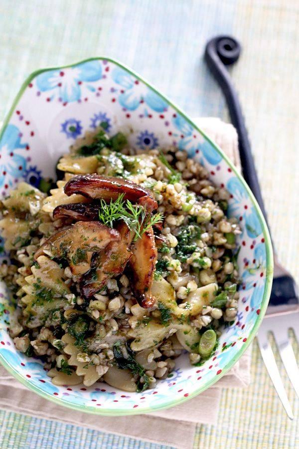 Каша варничкес и курица в молочном соусе - пошаговый рецепт с фото на сайте банк поваров