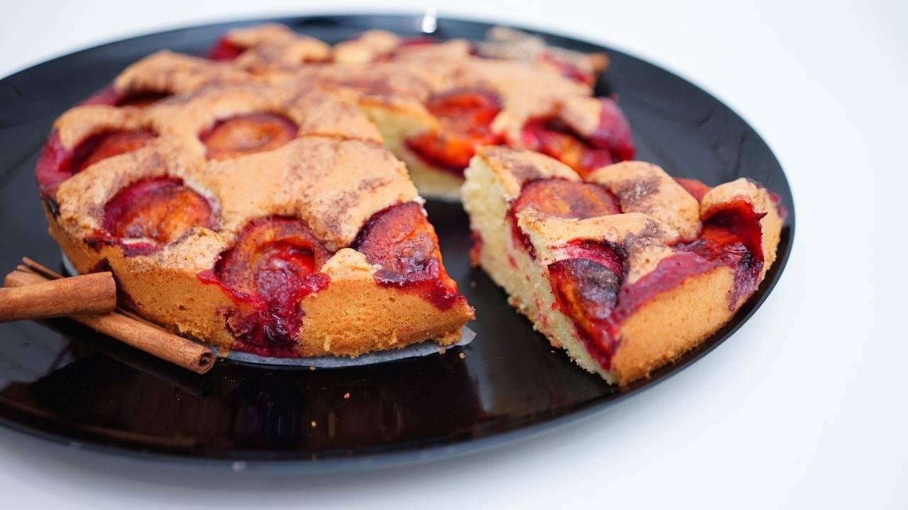 Топ-10 самых вкусных пирогов со сливами