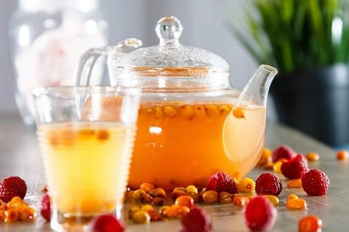 Витаминный чай с клюквой, имбирём и корицей: рецепт с фото