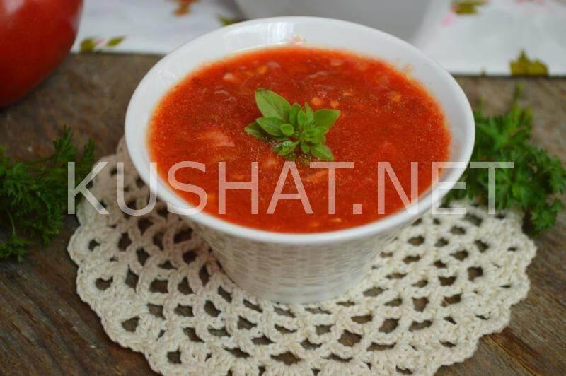 Домашний соус маринара по итальянскому рецепту