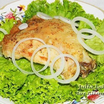Как лучше приготовить филе куриных бедер: рецепт