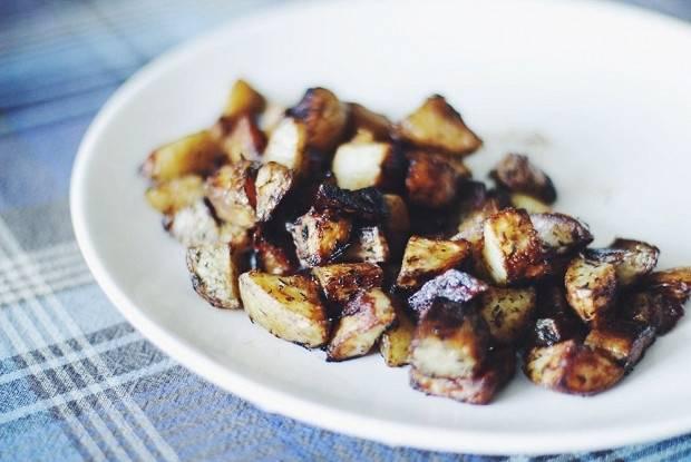 """Запеченный картофель """"простой"""""""