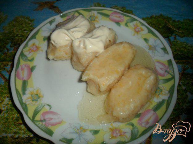 Ленивые вареники из творога с манкой. рецепт быстрого завтрака