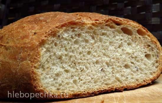 Воздушный свекольный хлеб