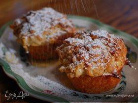 Закусочные кексы, маффины - рецепты