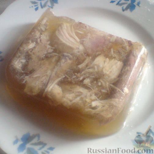 Холодец из свиной рульки: 7 рецептов свиного холодца