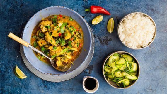 Курица карри: рецепт по-индийски