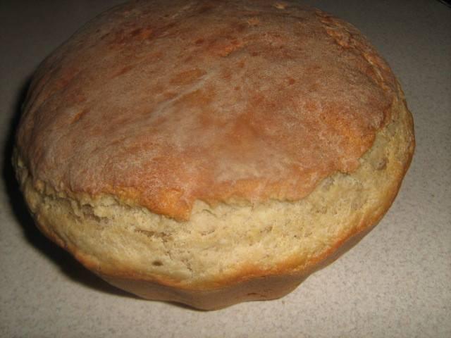 Ржаной хлеб на темном пиве