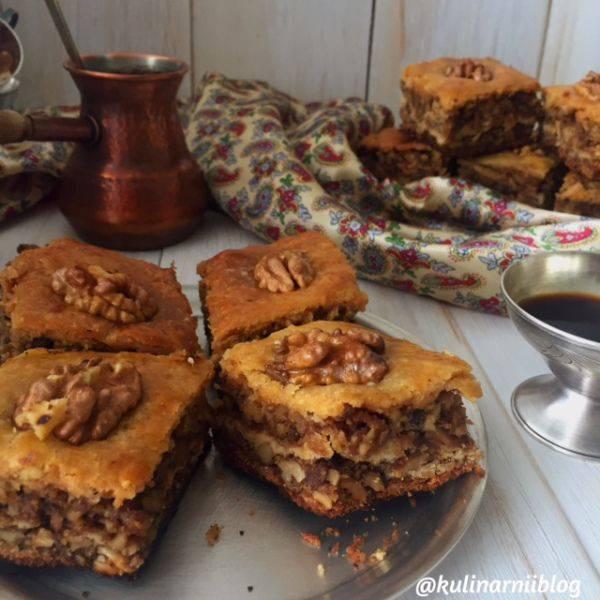 Бурек рецепт приготовления с пошаговым фото