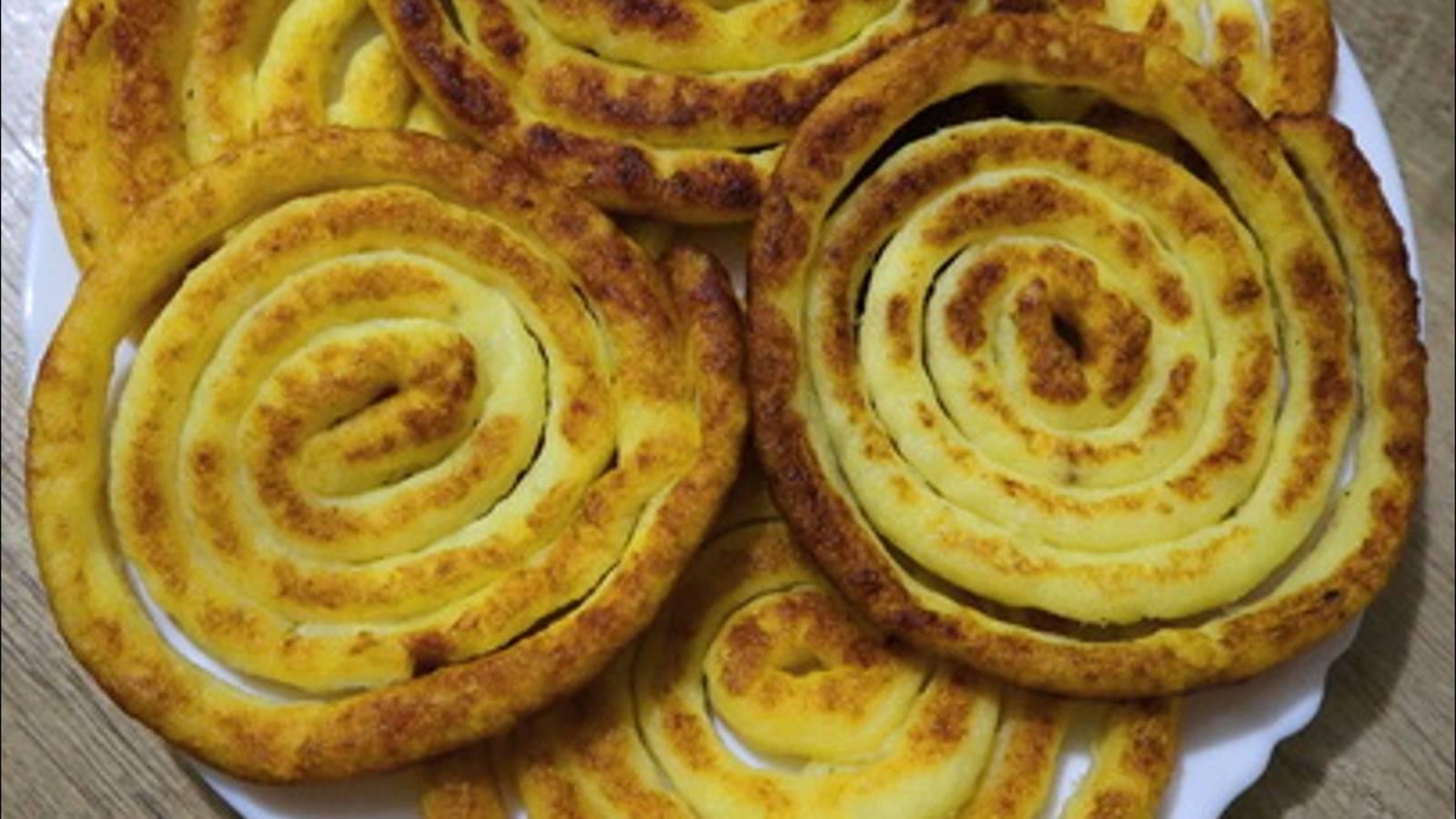 Картофельные лепешки на сковороде