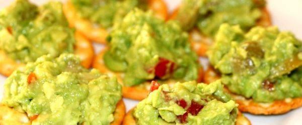 Домашний соус гуакамоле за 4 простых шага