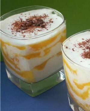 Апельсиновый десерт - рецепт с фотографиями - patee. рецепты