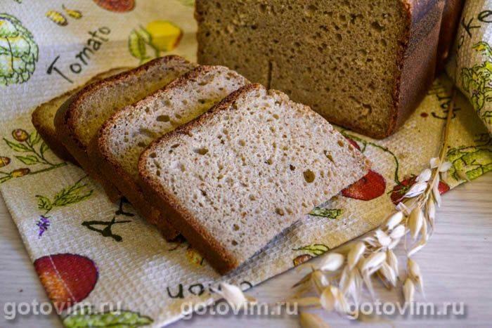 Кукурузный хлеб. пошаговый рецепт с фото