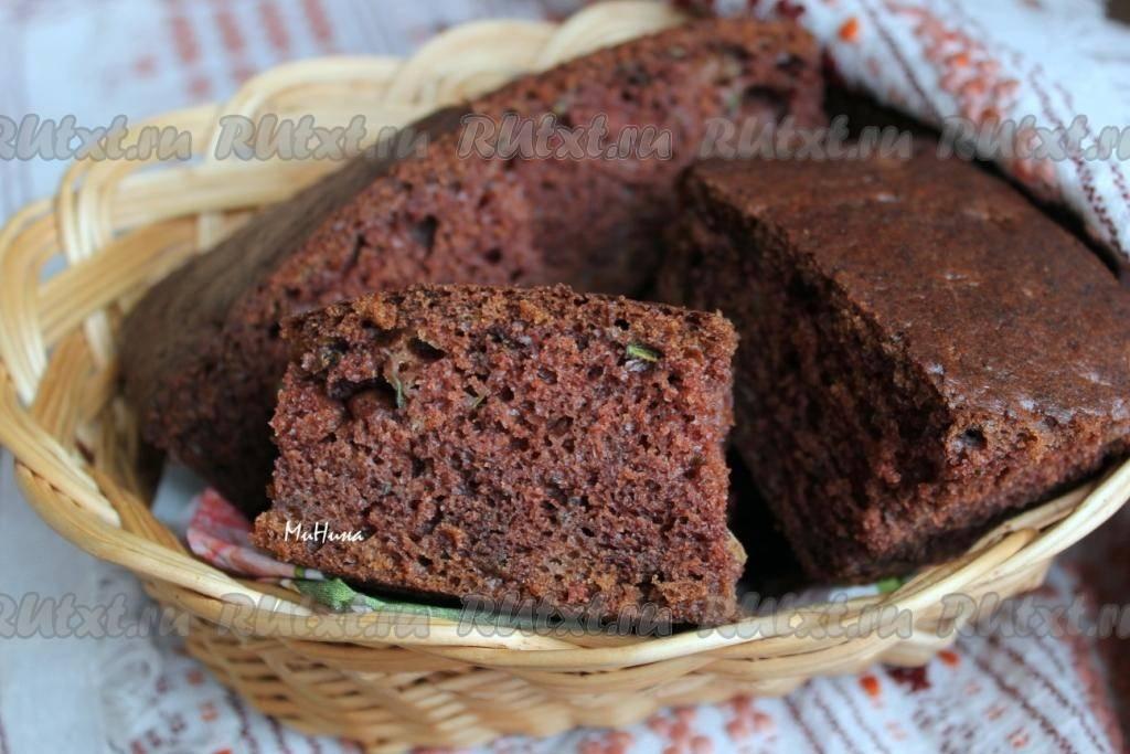 Кекс с кабачком - 5 пошаговых фото в рецепте
