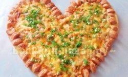 Пицца с вялеными помидорами и четырьмя сырами рецепт   гранд кулинар
