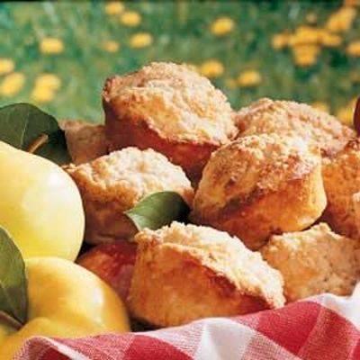 Яблочные маффины с корицей - рецепт с фотографиями - patee. рецепты