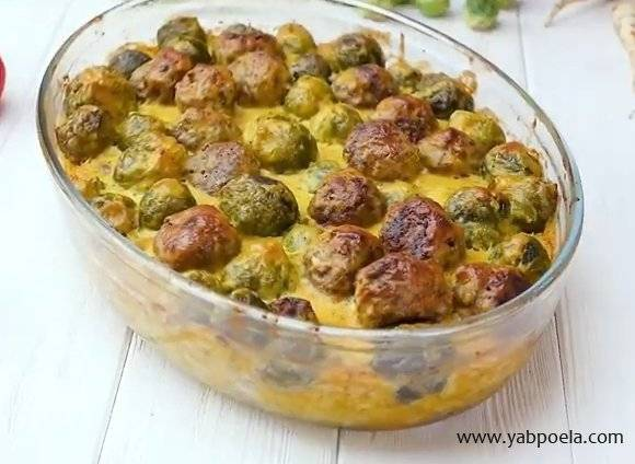 Как приготовить вкуснейшую брюссельскую капусту в духовке?