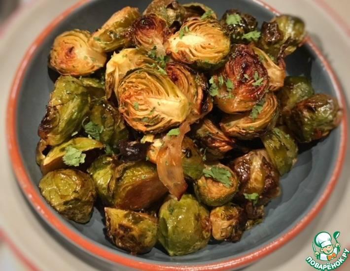 Как приготовить брюссельскую капусту: 9 рецептов |