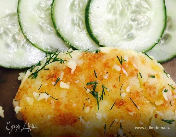 Картофельные зразы с сыром - 11 пошаговых фото в рецепте