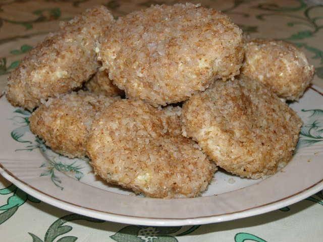 Рецепт паровых биточков из курицы