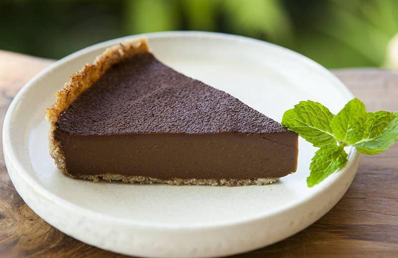 Изысканный десерт своими руками - шоколадный мусс с авокадо