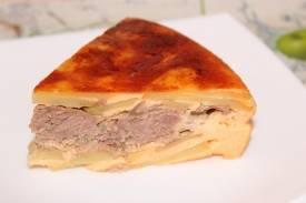 Чечевичная запеканка с сыром