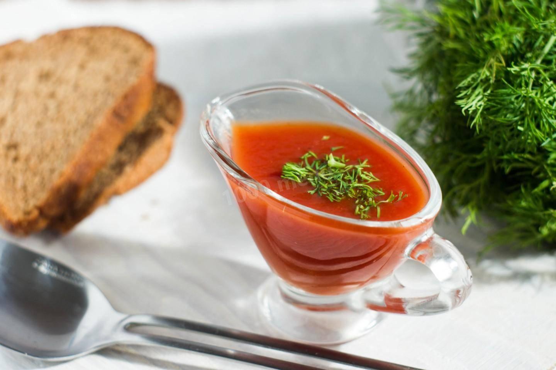 Домашние соусы из томатной пасты – лучше кетчупов, вкуснее! соус из томатной пасты – универсальная заправка к любым блюдам