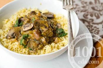 Гречневая каша с грибами - оригинальные идеи для разнообразия простого блюда