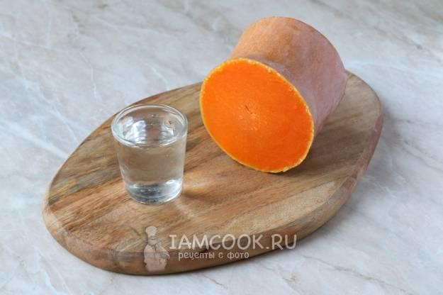 """Картофельно-тыквенное пюре """"солнечное"""""""