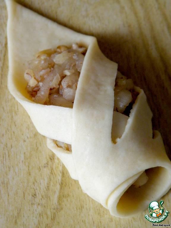 По следам гарибальди: ленивое печенье из слоеного бездрожжевого теста